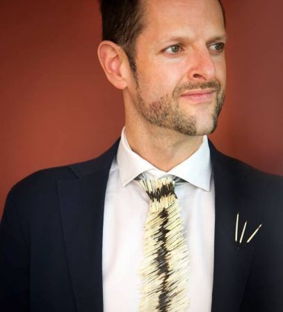Jeff Porcupine Tie