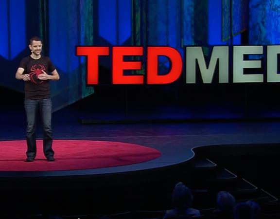 Jeff TEDMED 2014