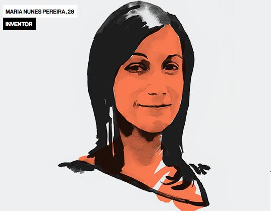 Maria Pereira TR35